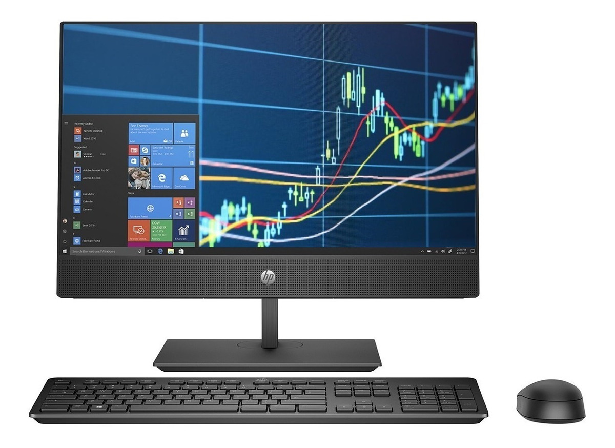 Hp All In One Core I7