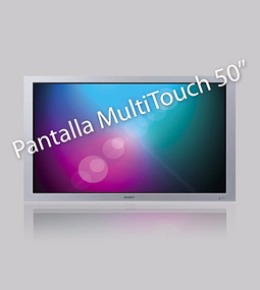 MultiTouch 50 Full HD
